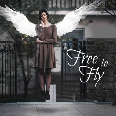 Free to Fly Clipart Package