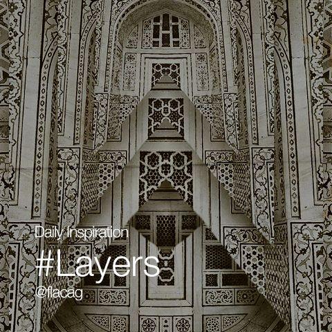 editing photos into #layers