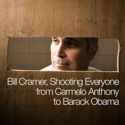 environmental  portrait photographer Bill Cramer