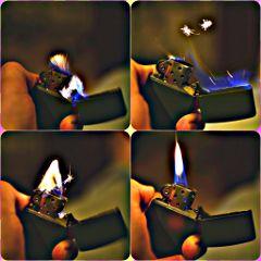 fire spark zippo lighter