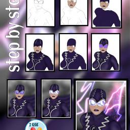 drawstepbystep drawing draw superhero logo