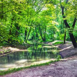 lomoeffect englischergarten englischgarden munich m