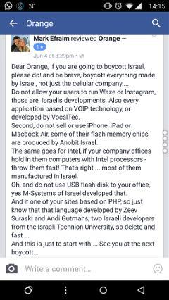 israel boycott muslim islam terror