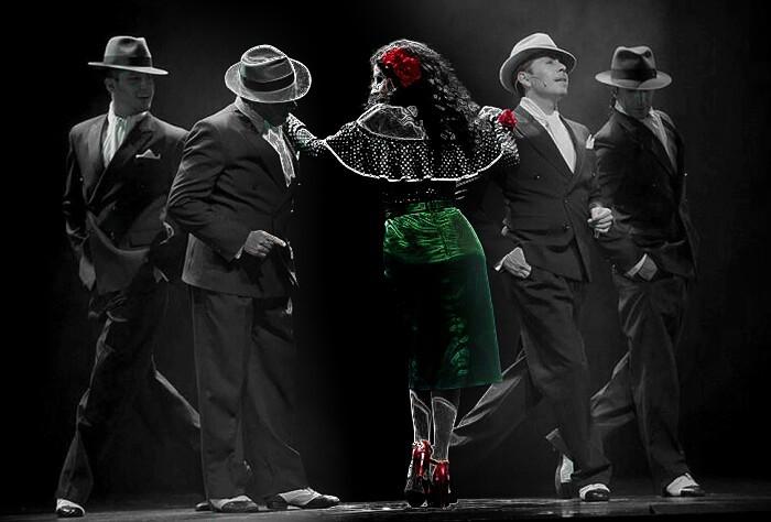 Never stop dancing :3