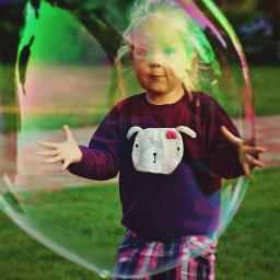 balloon colorful cute colorsplash