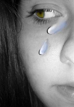 dcdrawon colorsplash emotions drawing me