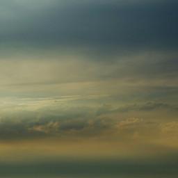 sky dream sunset summer