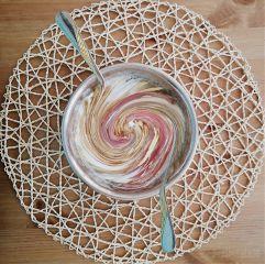 wapstretch cinerama noodle swirl woodgrain