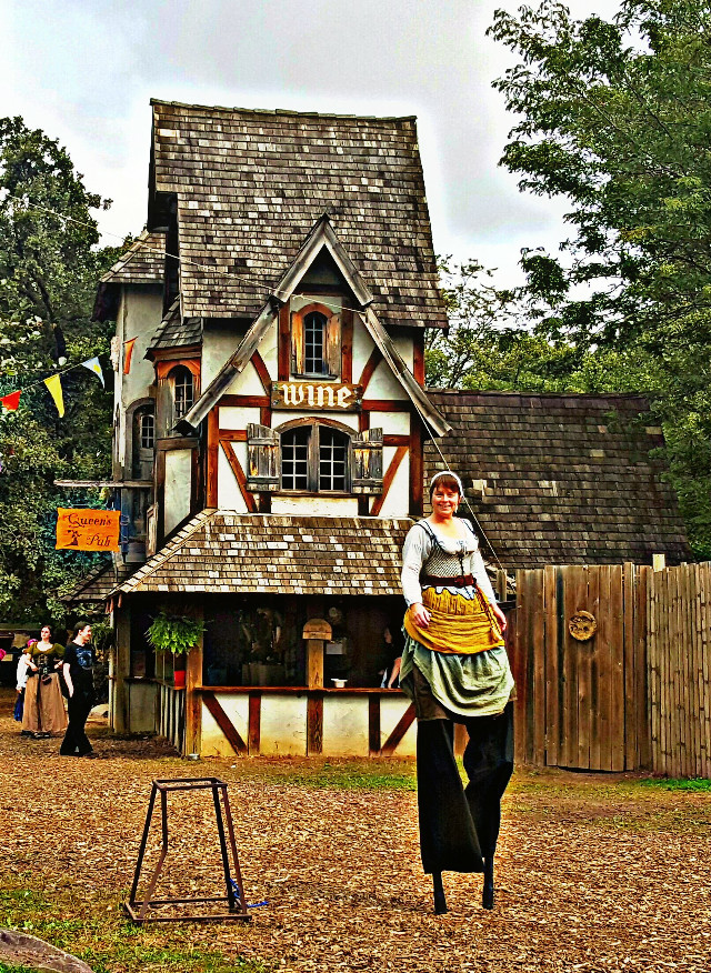 Renaissance Festival!  #colorful #freetoedit #hdr #love #nature #photography #people #summer #travel #exploreeverything