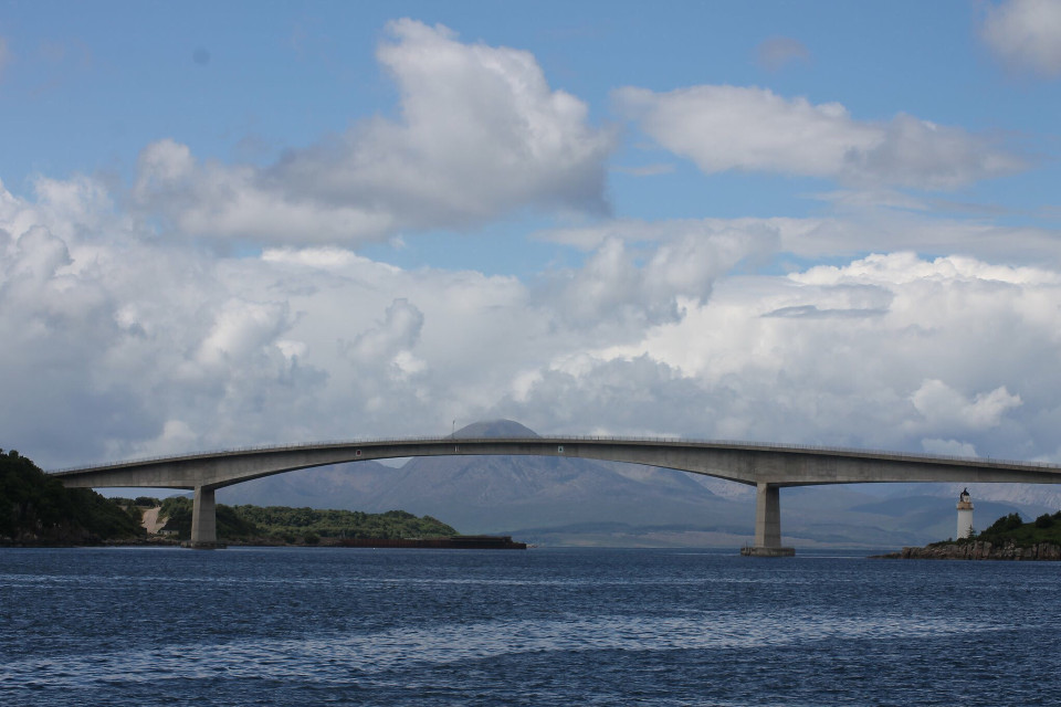 Scotland - Skybridge