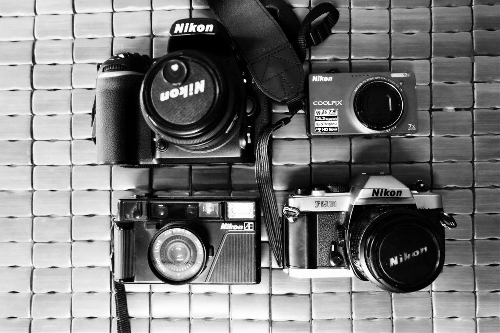 #nikonian #camera #b&w