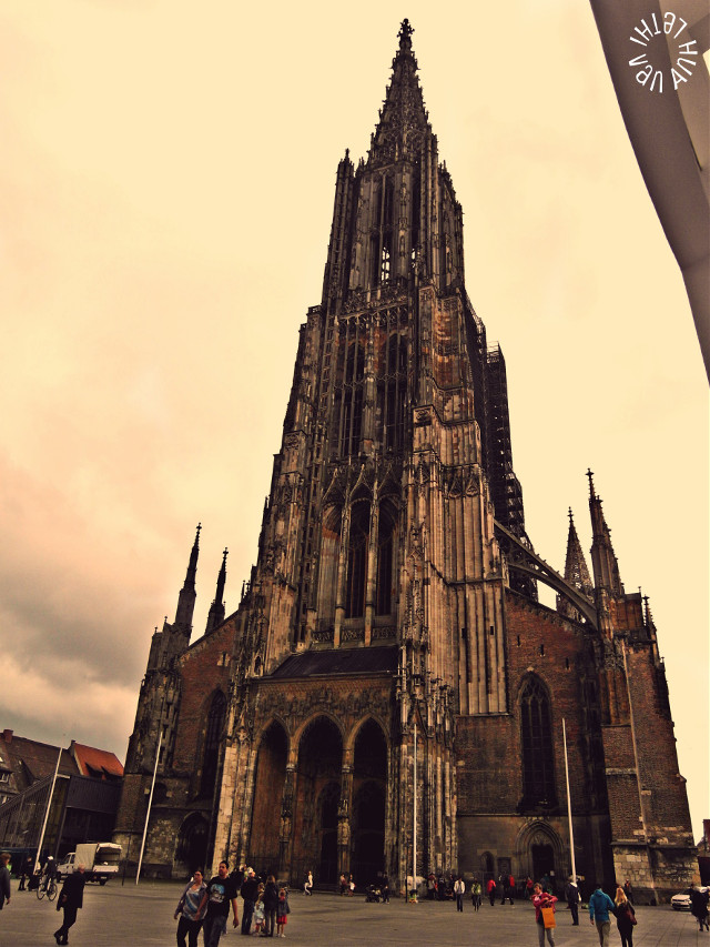 #travel #view #photography #hdr #cathedrale #architecture