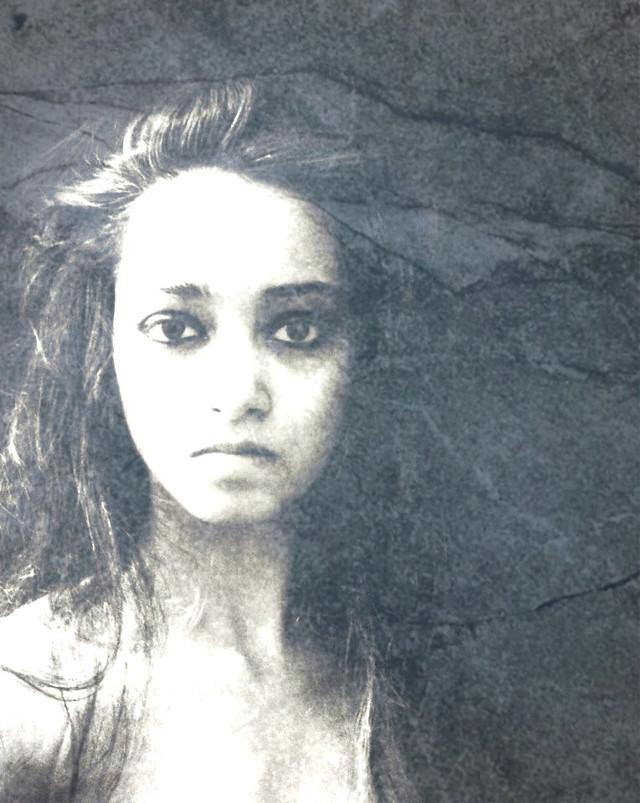 Simple edit for  @visvic #art #artistic #artisticselfie #edited #darkart #texture #serious