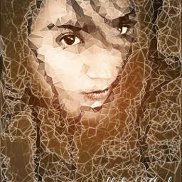 freetoedit pencilart artisticselfie